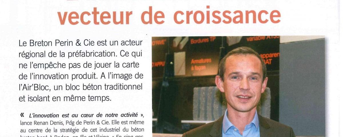 Interview R Denis Air Bloc Beton magazine avril 2015