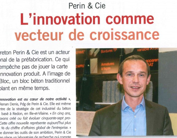 Interview R Denis Air Bloc Beton magazine avril 2015