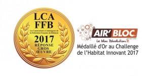 Air'Bloc Medaille d'Or LCA-FFB