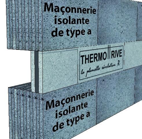 Traiter les ponts thermique