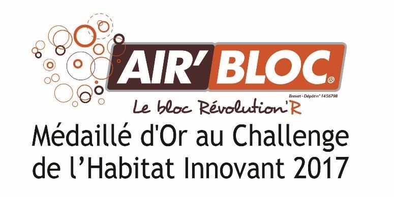 médaille d'or au Challenge de l'Habitat innovant 2017