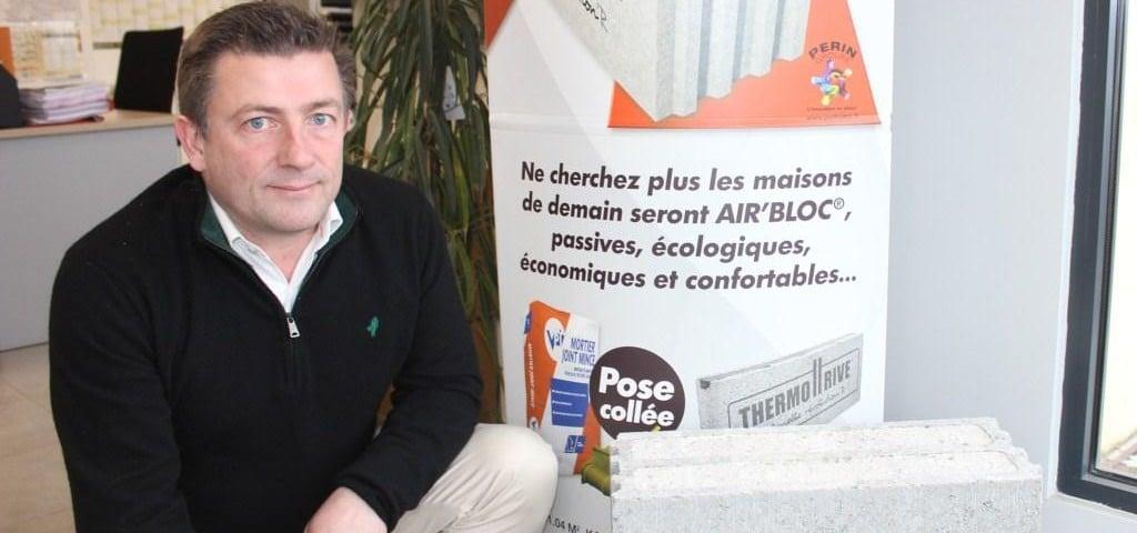 Article magazine de Ouest-France « La Maison et Vous »